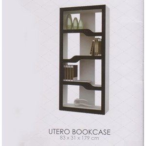 Rak Buku Vittorio Utero