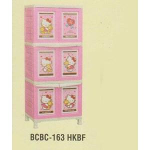Lemari Plastik Napolly BCBC-163 HKBF