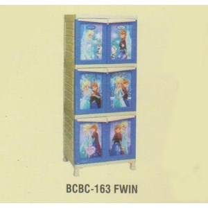Lemari Plastik Napolly BCBC-163 FWIN