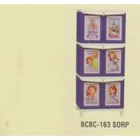 Lemari Plastik Napolly BCBC-163 SORP 1