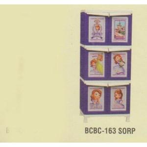 Lemari Plastik Napolly BCBC-163 SORP