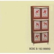 Lemari Plastik Napolly BCBC-163 MMRO