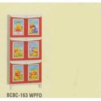 Lemari Plastik Napolly BCBC-163 WPFD 1