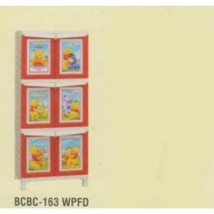 Lemari Plastik Napolly BCBC-163 WPFD