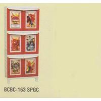 Lemari Plastik Napolly BCBC-163 SPGC 1