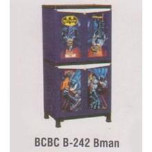 Lemari Plastik Napolly BCBC B-242 BMAN
