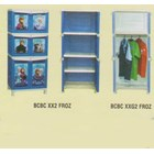 Selling Plastic Wardrobe Napolly BCBC XX2 FROZ
