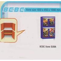 Lemari Plastik Napolly BCBC Xone SUBA 1