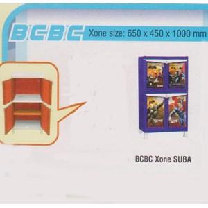 Lemari Plastik Napolly BCBC Xone SUBA
