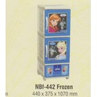 Jual Lemari Plastik Napolly NBF-442 FROZEN