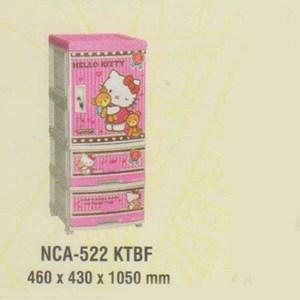 Lemari Plastik Napolly NCA-552 KTBF