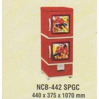 Lemari Plastik Napolly NCB-442 SPGC 1