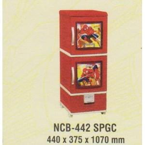 Lemari Plastik Napolly NCB-442 SPGC