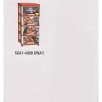 Lemari Plastik Napolly SCA1-4000 CWAR 1