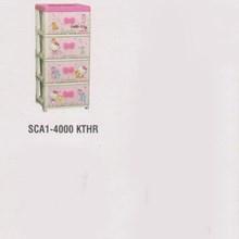 Lemari Plastik Napolly SCA1-4000 KTHR