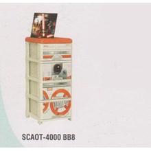 Lemari Plastik Napolly SCAOT-4000 BB8