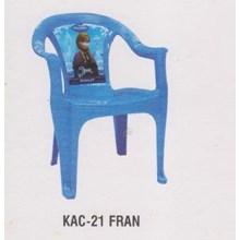 Plastic Chair Napolly KAC-21 FRAN