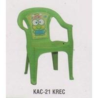 Jual Kursi Plastik Napolly KAC-21 KREC