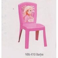 Kursi Plastik Napolly NBb-X10 Barbie 1