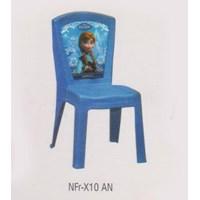 Kursi Plastik Napolly NFr-X10 AN 1
