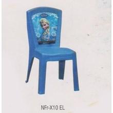 Kursi Plastik Napolly NFr-X10 EL