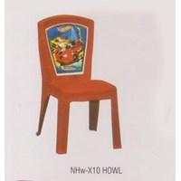 Kursi Plastik Napolly Nhw-X10 HOWL 1