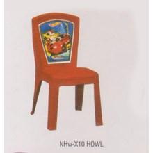 Kursi Plastik Napolly Nhw-X10 HOWL