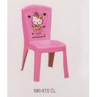 Jual Kursi Plastik Napolly NKt-X10 CL
