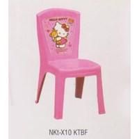 Kursi Plastik Napolly NKt-X10 KTBF 1