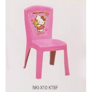 Kursi Plastik Napolly NKt-X10 KTBF