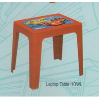 Jual Meja Plastik Napolly Laptop Table HOWL