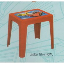Meja Plastik Napolly Laptop Table HOWL