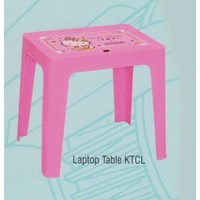 Jual Meja Plastik Napolly Laptop Table KTCL