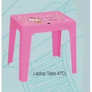Meja Plastik Napolly Laptop Table KTCL