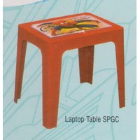 Jual Meja Plastik Napolly Laptop Table SPGC