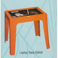 Meja Plastik Napolly Laptop Table SWAR 1