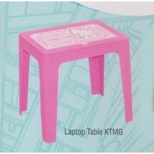 Meja Plastik Napolly Laptop Table KTMG