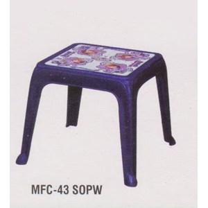 Meja Plastik Napolly MFC-43 SOPW