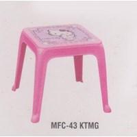 Meja Plastik Napolly MFC-43 KTMG 1