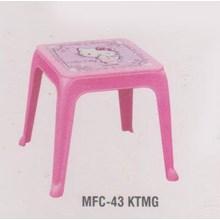 Meja Plastik Napolly MFC-43 KTMG