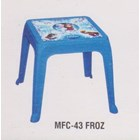 Jual Meja Plastik Napolly MFC-43 FROZ