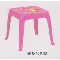 Jual Meja Plastik Napolly MFC-43 KTBF