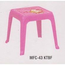 Meja Plastik Napolly MFC-43 KTBF