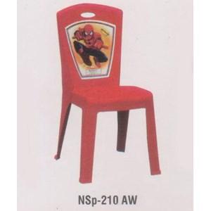 Kursi Plastik Napolly NSm-210 AW