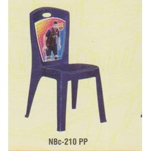 Plastic Chair Napolly NBc-210 PP