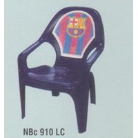 Kursi Plastik Napolly NBc-910 LC 1