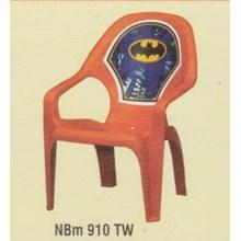 Kursi Plastik Napolly NBm 910 TW