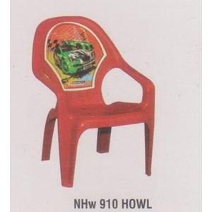 Kursi Plastik Napolly NFr 910 HOWL