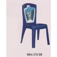 Kursi Plastik Napolly NBm-210 DB 1