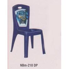 Kursi Plastik Napolly NBm-210 DP